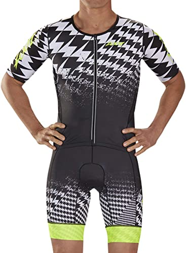 Zoot Men's Ultra Short Sleeve Aero Tri Racesuit