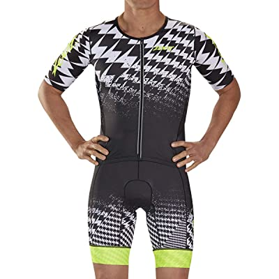 Zoot Men's Ultra Short Sleeve Aero Tri Race Suit