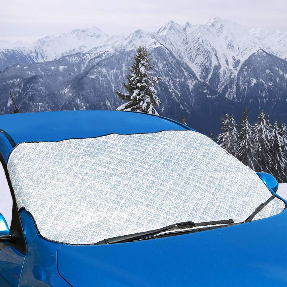 Car Windscreen Cover   M&W Xbite
