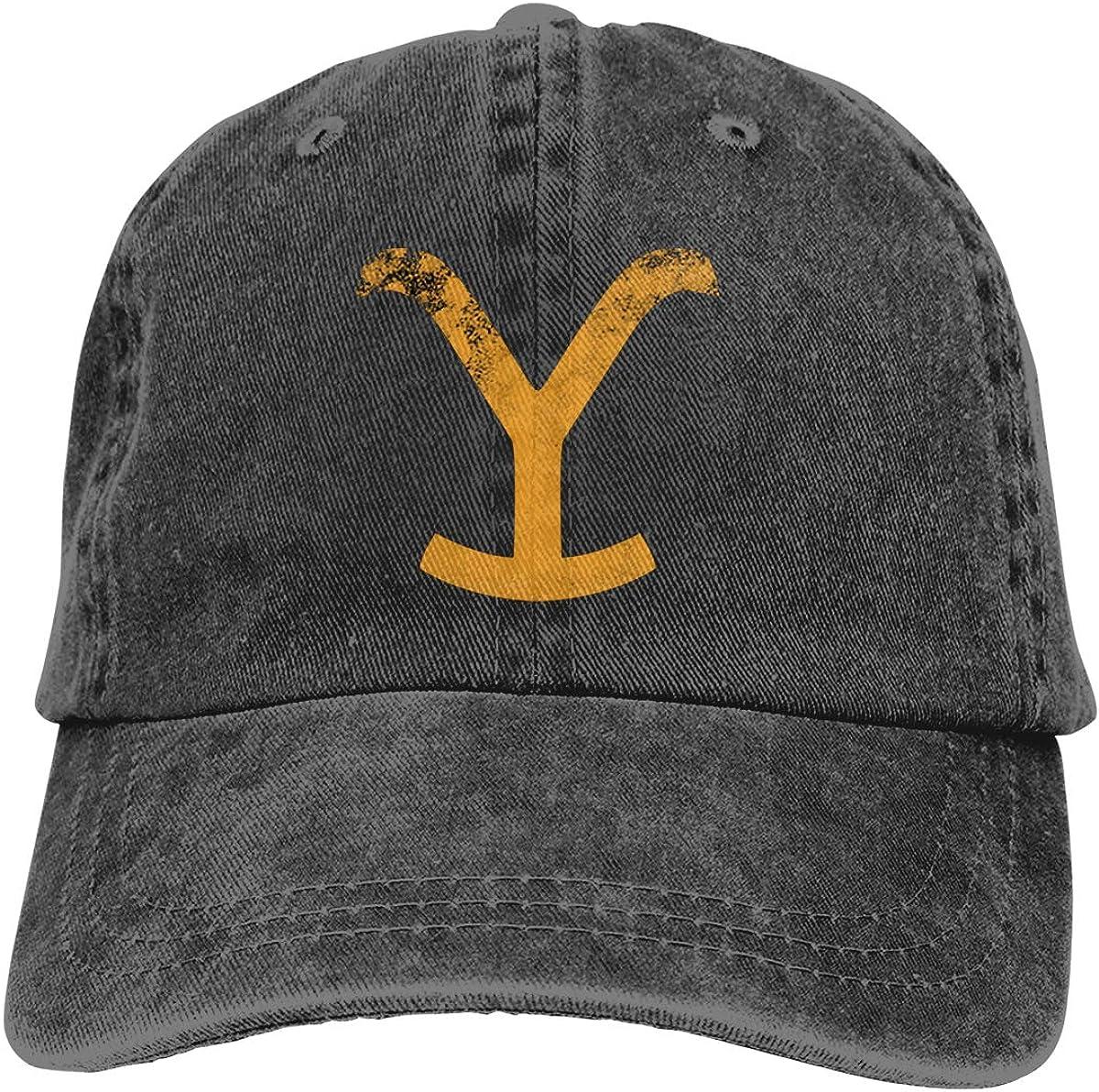Yellowstone Dutton Ranch Adjustable Denim Hats