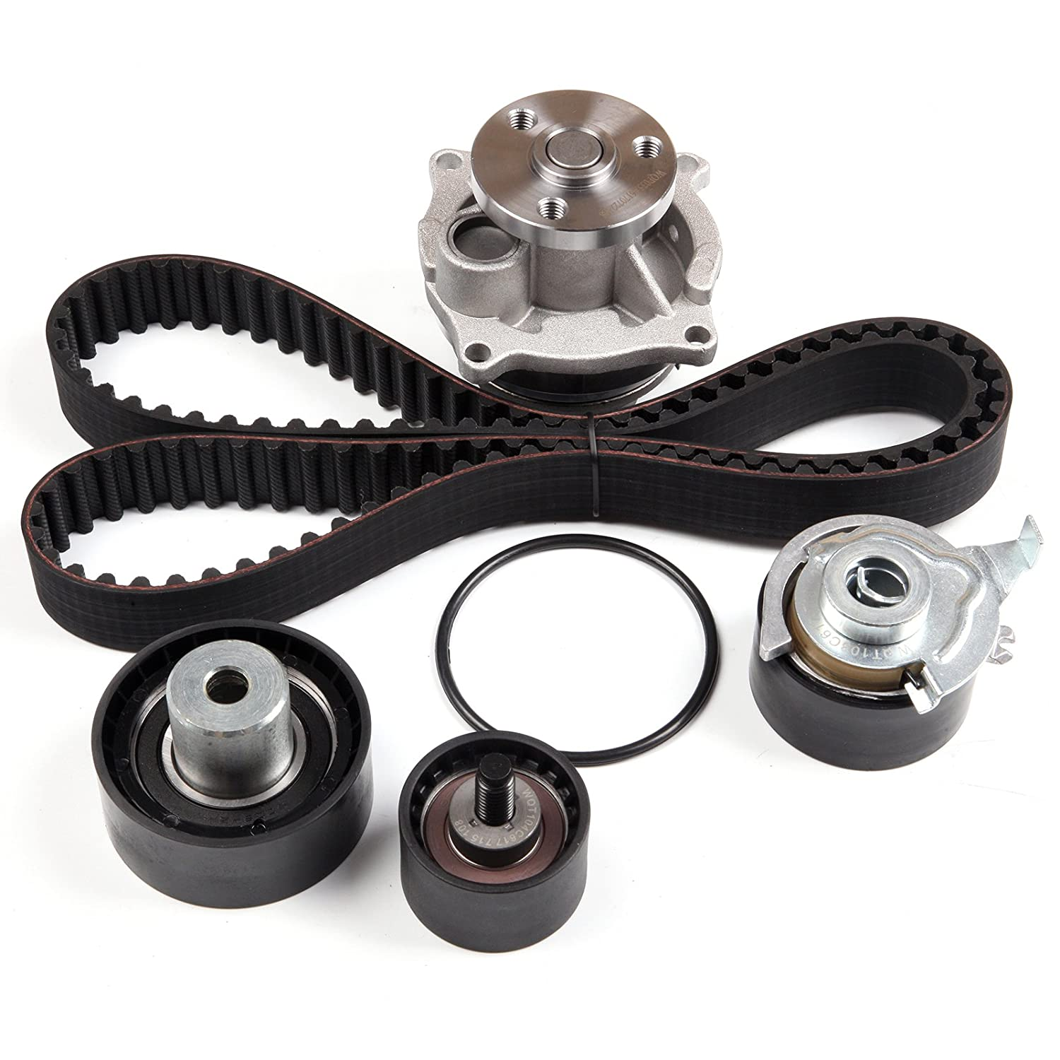 Scitoo Timing Belt Water Pump Kit For 98 99 Mercury Wiring Harness 1999 Ford Mystique Contour 20l L4 Vin 3 Automotive