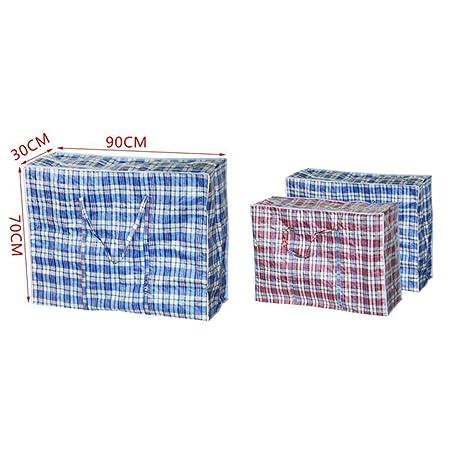 EM Home Bolsa de Rafia 90 x 70 x 30 cm Color Surtido