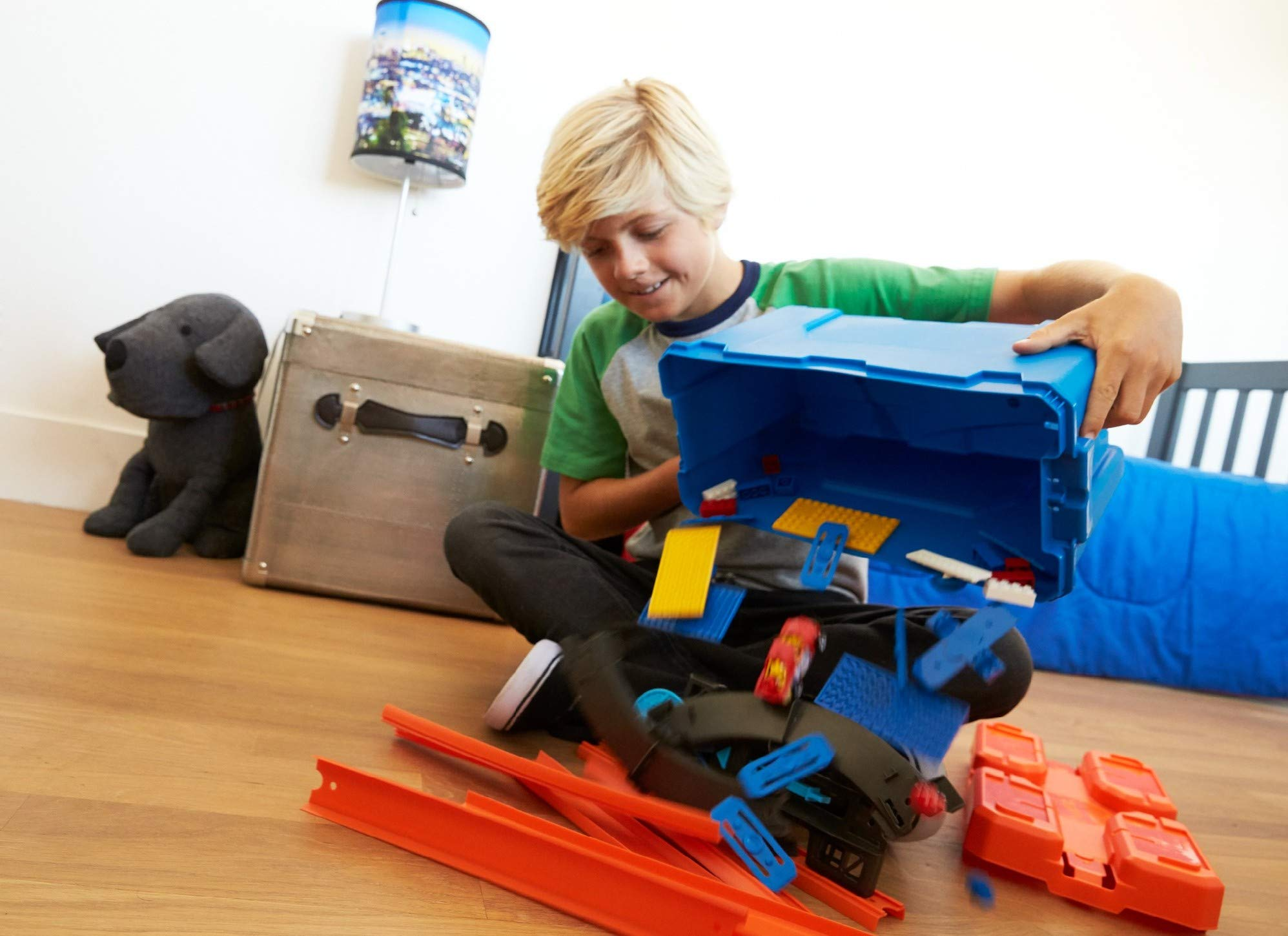 Hot Wheels Track Builder Stunt Box by Hot Wheels (Image #9)