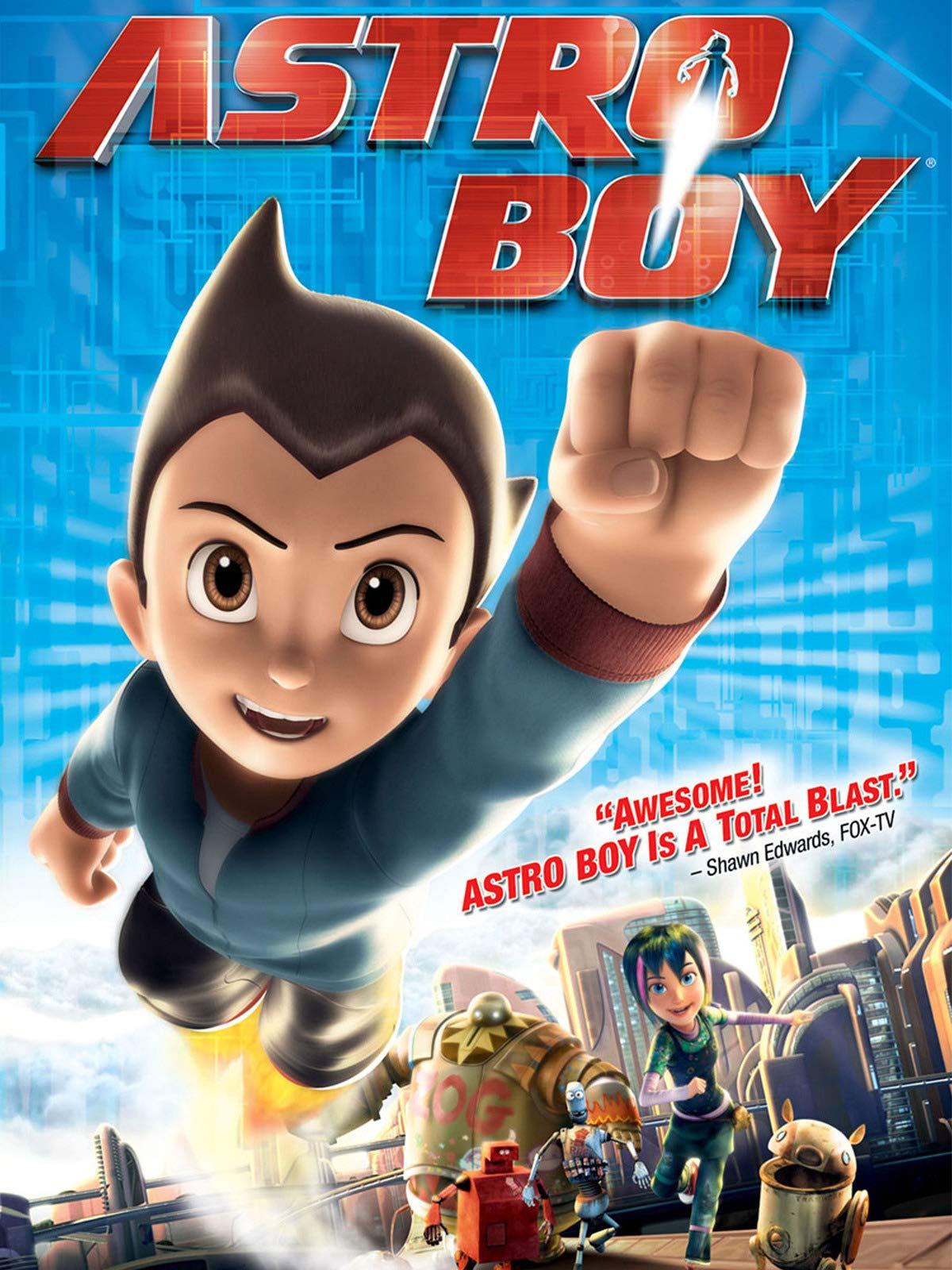 Astro Boy on Amazon Prime Video UK