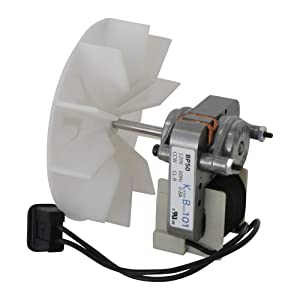 Kitchen Basics 101: BP50 Bath Fan Ventilation Motor and Blower Wheel Replacement for Broan Nutone 50 CFM