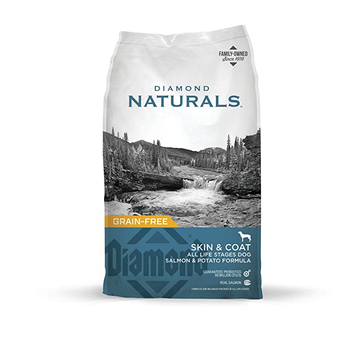 Top 10 Wholesome Natural Grain Free Dog Food