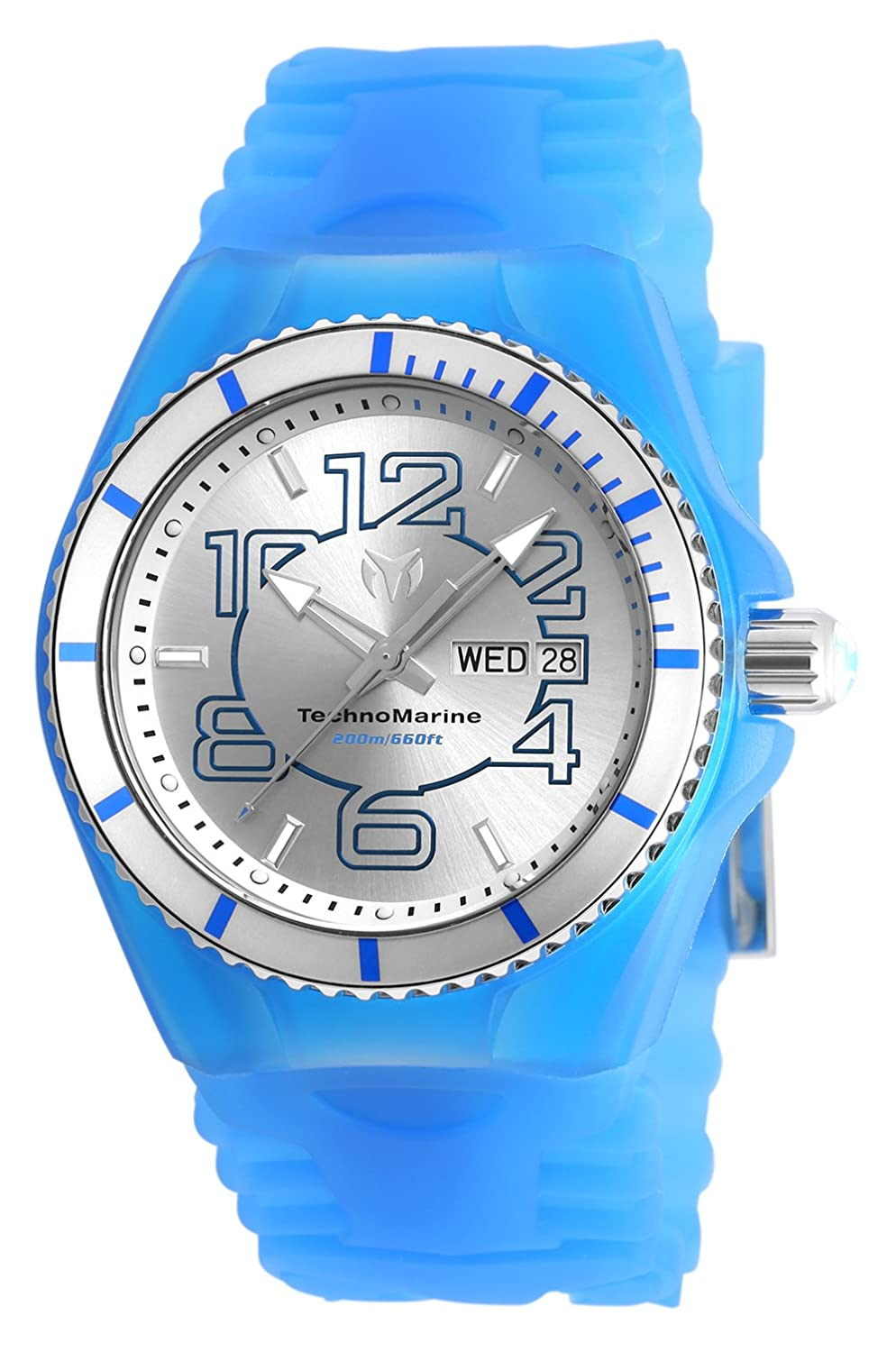 TECHNOMARINE CRUISE JELLYFISH HERREN-ARMBANDUHR 44MM QUARZ TM-115140