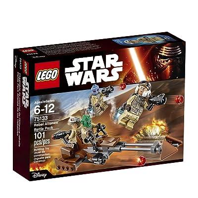 LEGO Star Wars Rebel Alliance Battle Pack 75133: Toys & Games