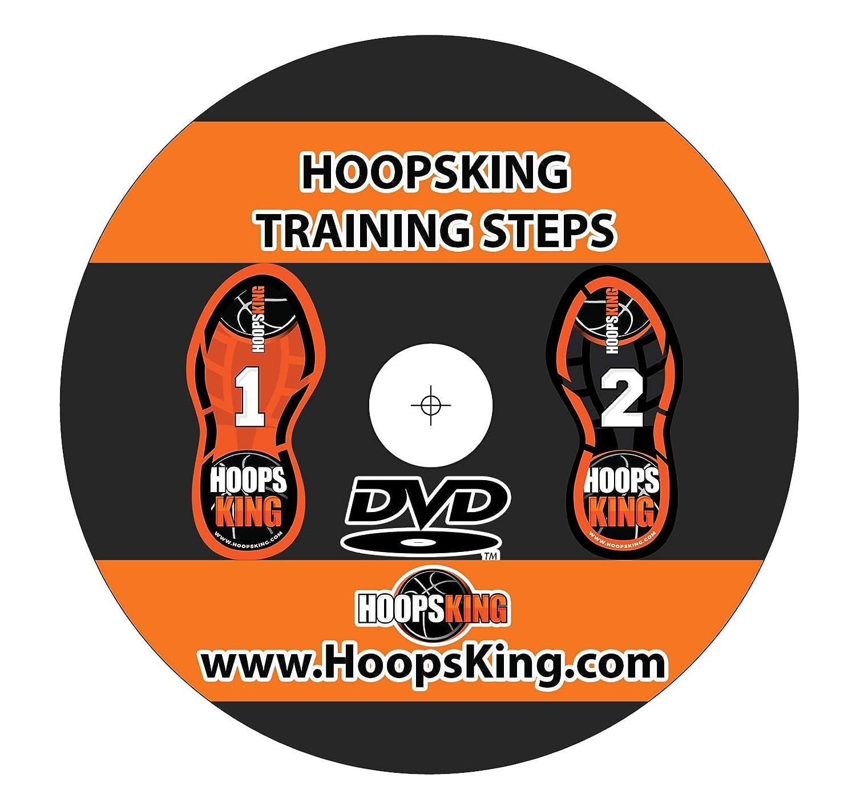 Amazon.com: hoopsking Baloncesto Footwork Capacitación Pasos ...