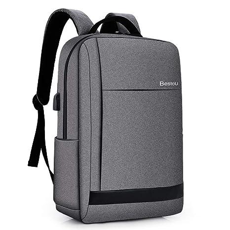 1c19d07f53020 Business Rucksack Herren Damen Laptop Rucksack 15