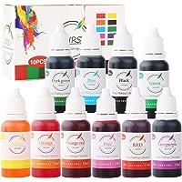 WIRSV - Pigmento líquido de jabón, 15 ml