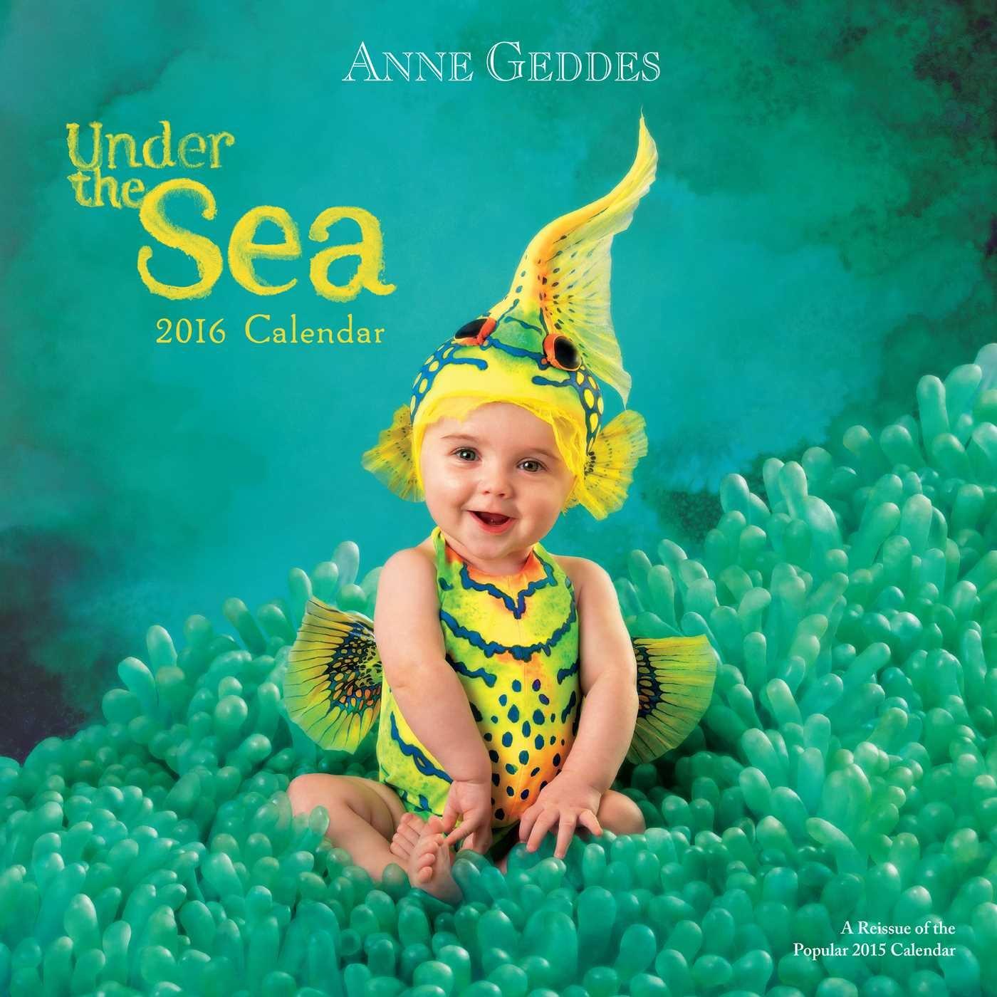 Anne Geddes 2018 Wall Calendar Small Is Beautiful