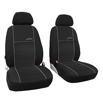 Sitzbezüge Sitzbezug Schonbezüge für Mazda 626 Hellgrau Sportline Komplettset