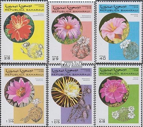 El Tráfico Topical Stamps Sáhara Edición El Gobierno En El Exilio Sin Validez En Internacional
