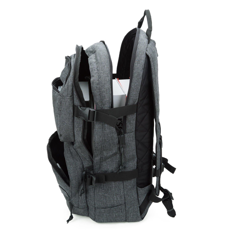 645feb1256 Eastpak Hutson Cartable, 42 cm, 20 L, Ash Blend: Amazon.fr: Bagages