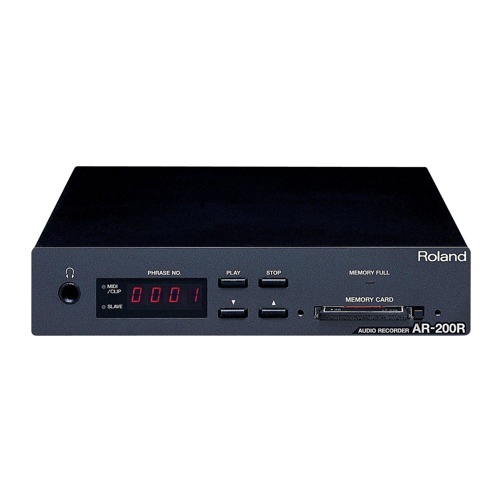 Roland AR-200R | Half Rack Digital Audio Recorder Player