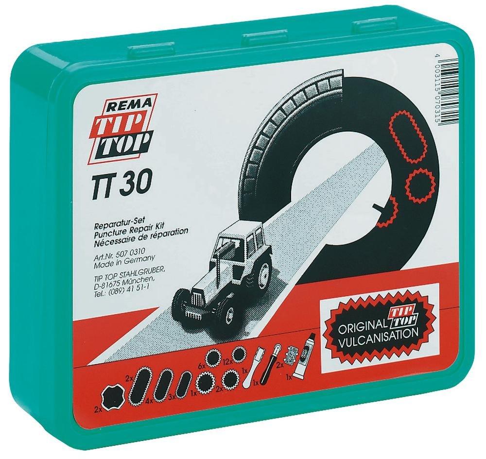 Kerbl 34675 Tyre Repair Kit 37 pieces