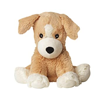 Thermal WARMIES cuddly puppies Dog Beige