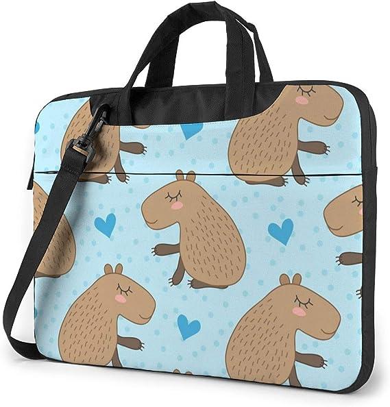 Capybara Laptop Bag