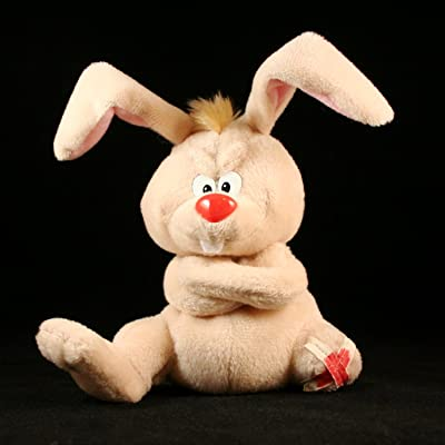Meanies Lucky The Rabbit Series 2 Bean Bag Plush Toy from The Idea Factory: Toys & Games