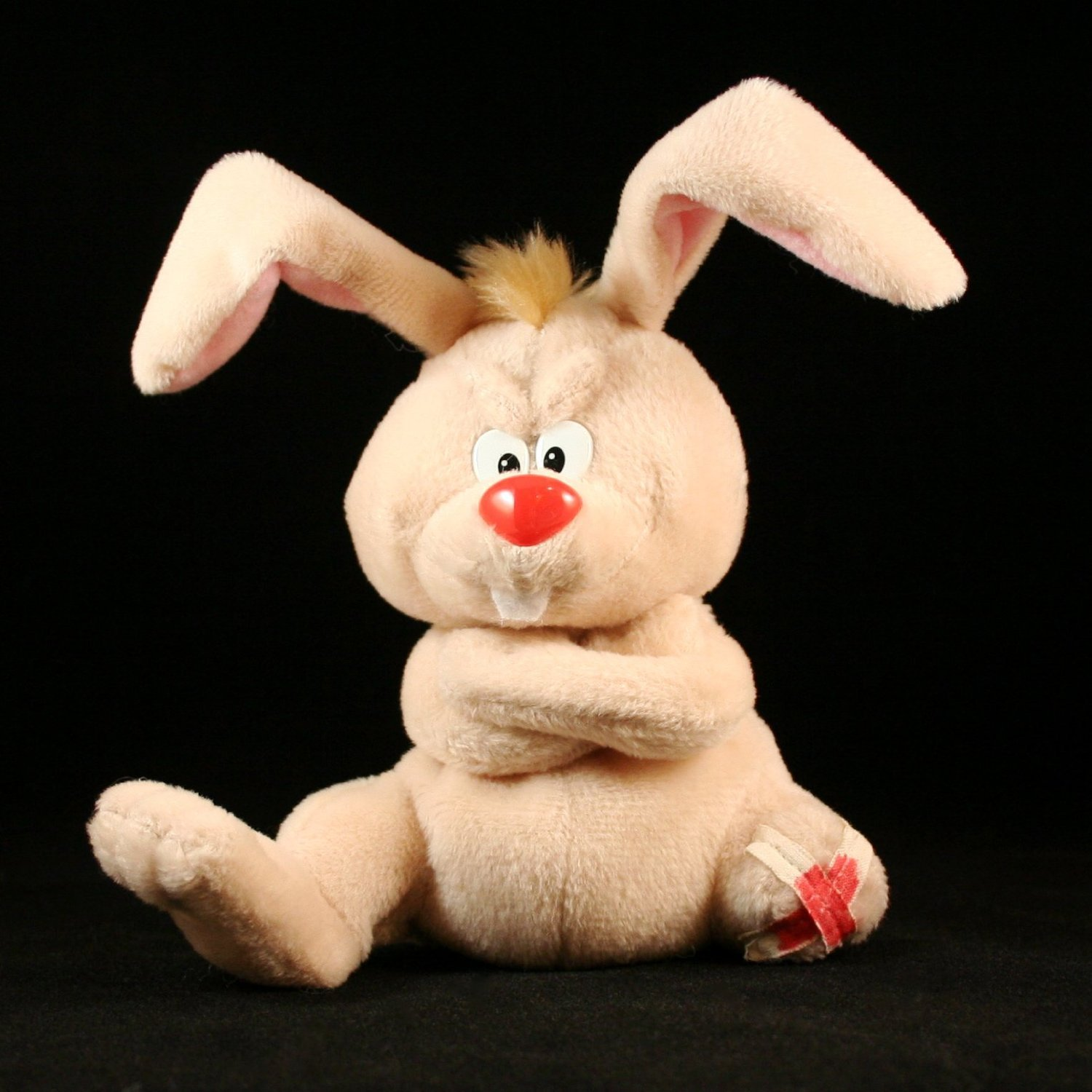 Meanies Lucky The Rabbit Series 2 Bean Bag Plush Toy from The Idea Factory