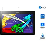 IVSO 3 Pack of Prime Protection d'Écran pour Lenovo Tab 2 A10-70 Tablet - Prime Crystal HD Effacer résistant aux rayures pour Lenovo Tab 2 A10-70 Tablet (Clear -3 Pack)