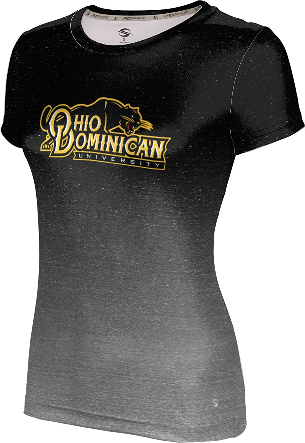 Ombre ProSphere Ohio Dominican University Girls Performance T-Shirt