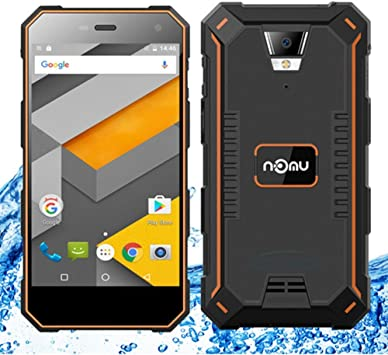 Hipipooo V18H IP68 a Prueba de Polvo Antideslizante Smartphone ...