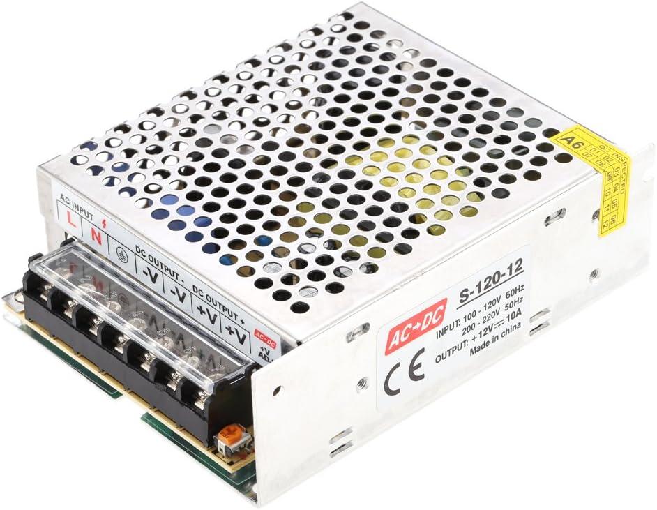 Tomshine Transformador de Voltage Alimentación de Interruptor Conductor del LED Fuente de Alimentación Driver para Tira LED Cadena de Luz
