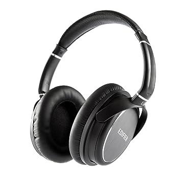 Edifier H850 Auriculares Pro Circumaural Cerrados Ligeros y Cómodos Over-The-Ear con Cable Tamaño Único con Diadema Banda de Cabeza Ajustable para ...