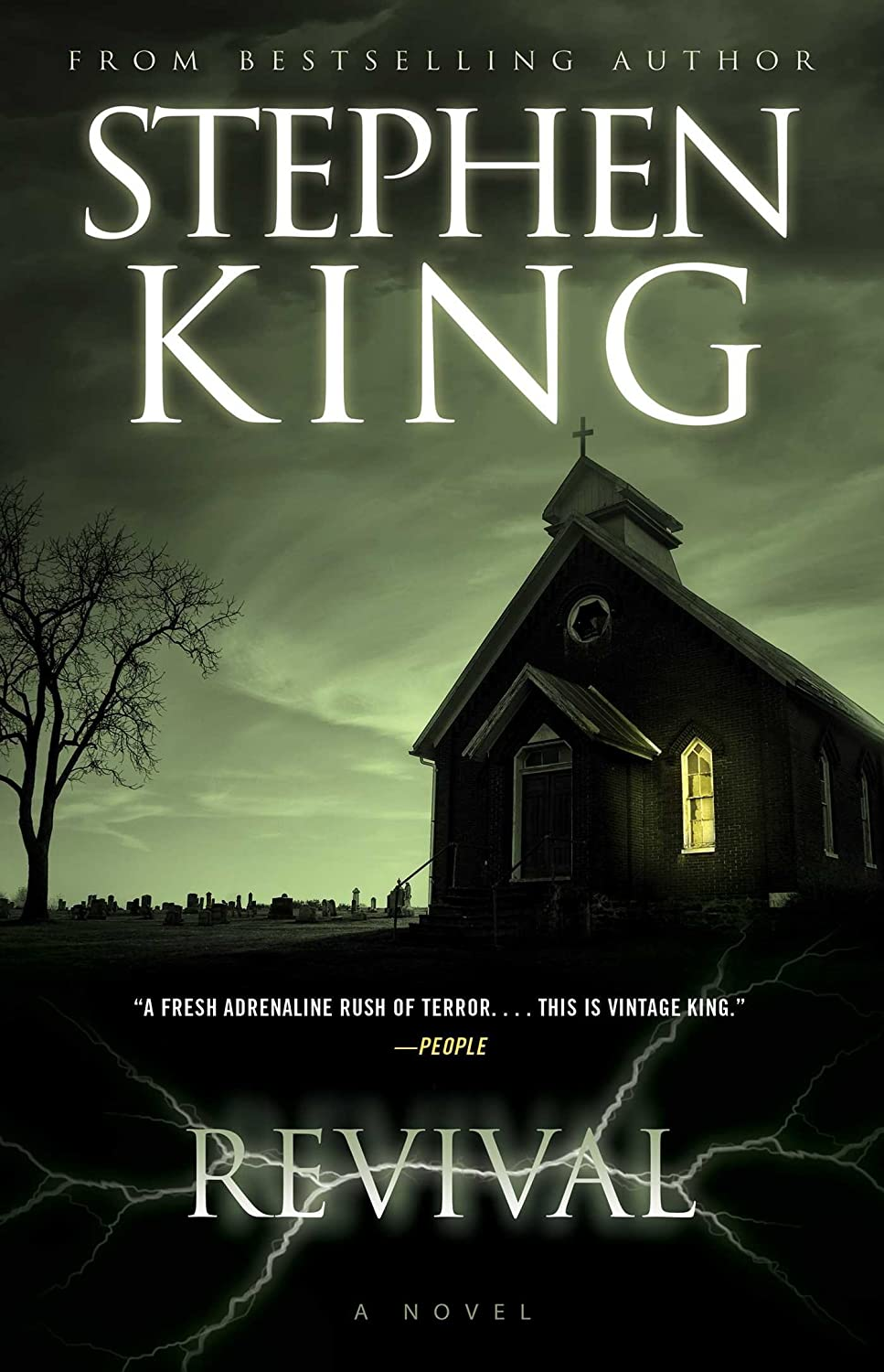 Revival: A Novel (English Edition) eBook: Stephen King
