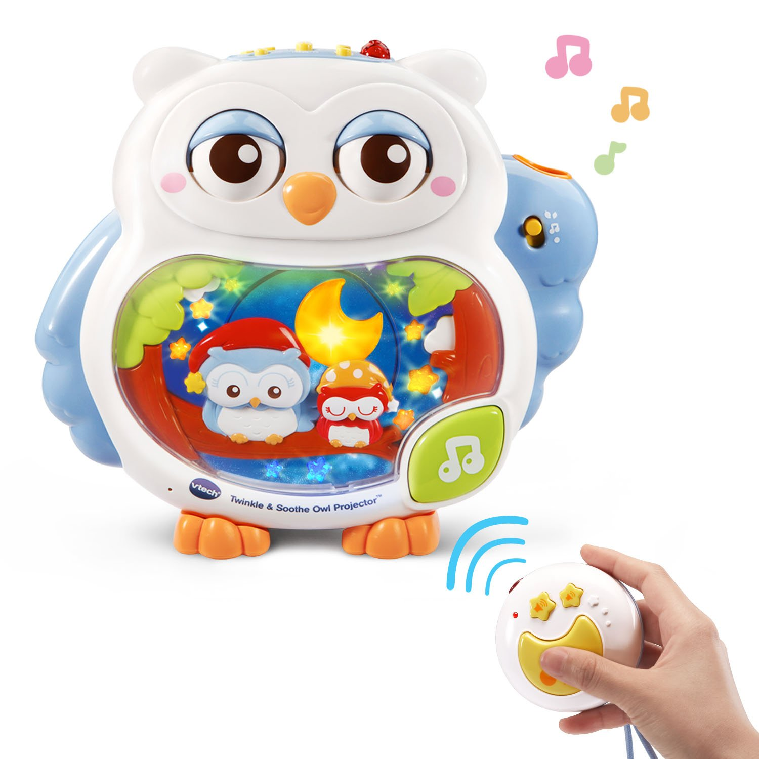 VTech Twinkle & Soothe Owl Projector by VTech (Image #4)