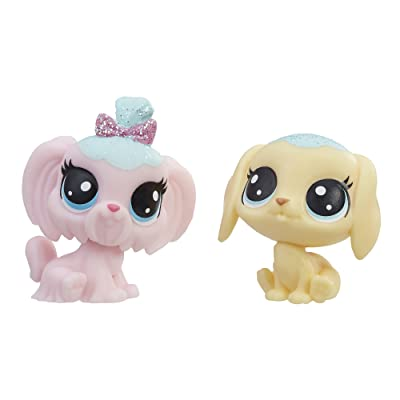 Littlest Pet Shop Frosting Frenzy BFFs: Toys & Games