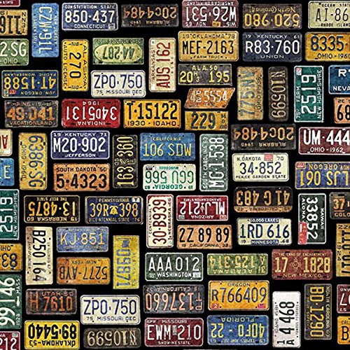 Route 66 Fabric - 5