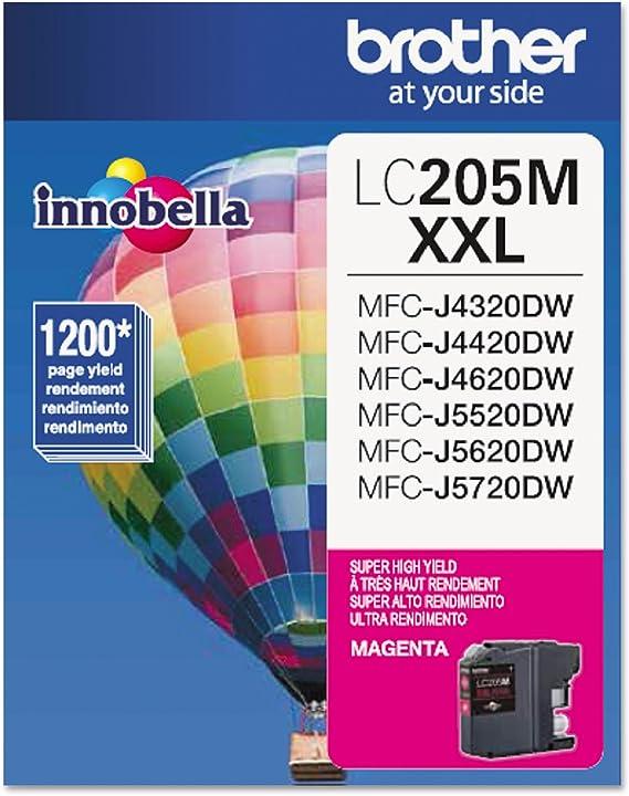 Amazon.com: Brother LC203CL - Cartucho de tinta, color cian ...