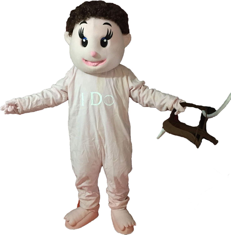 ARISMASCOTS - Disfraz de Cupido para Cosplay, para el día de San ...