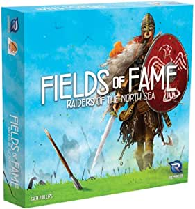Raiders of The North Sea Fields of Fame Tabletop Game
