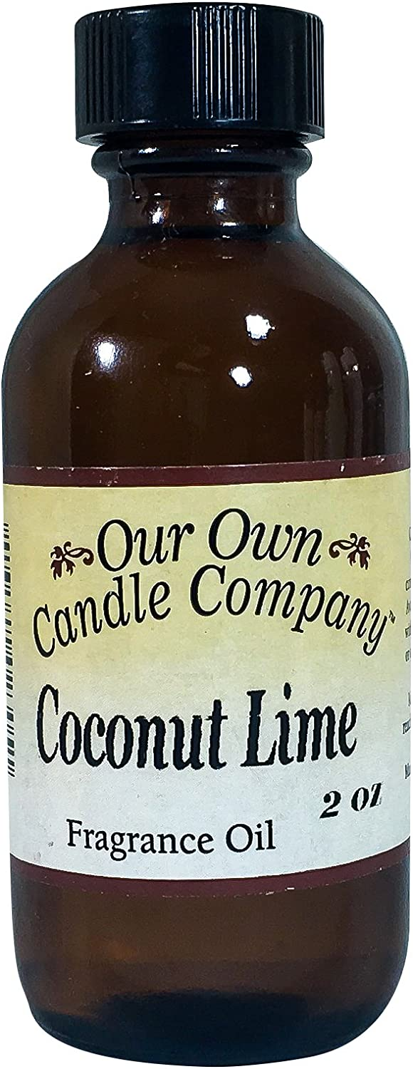 Our Own Candle Company Fragrance Oil, Coconut Lime, 2 oz