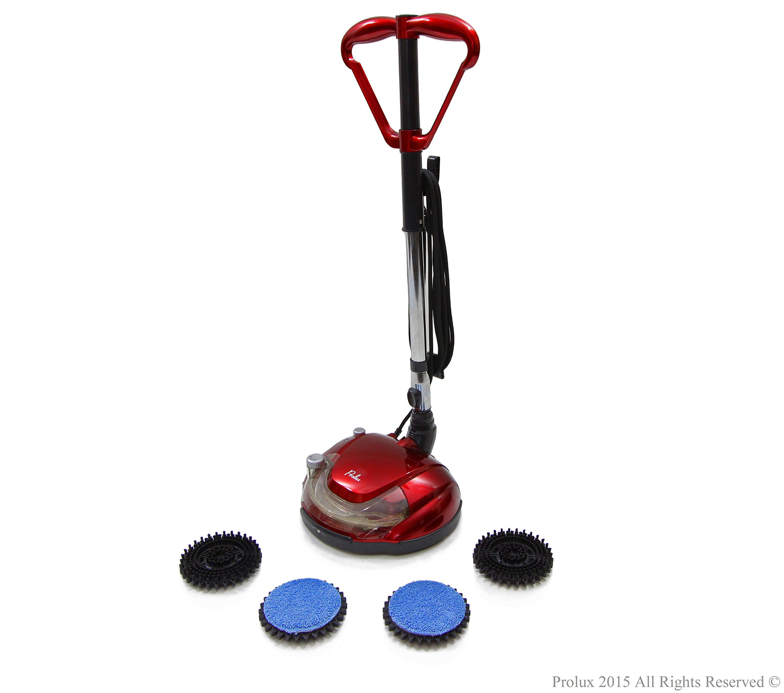 Prolux Hard Floor Cleaner Polisher Buffer Hardwood Grout Tile Scrubber Waxer Floor Mop by Prolux (Image #5)