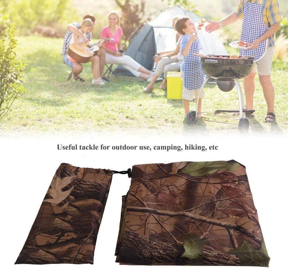 3 x 2,9 m Broco Impermeable Ej/ército Camo Hoja Tent Tarp Canopy Toldo Cubierta de la Lluvia