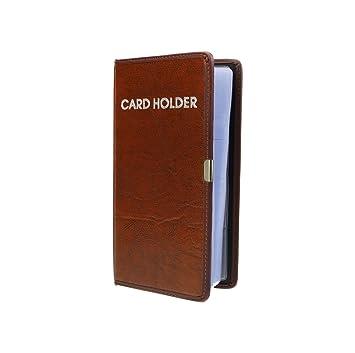 Visitenkartenmappe Für 120 Karten Leder Visitenkartenetui