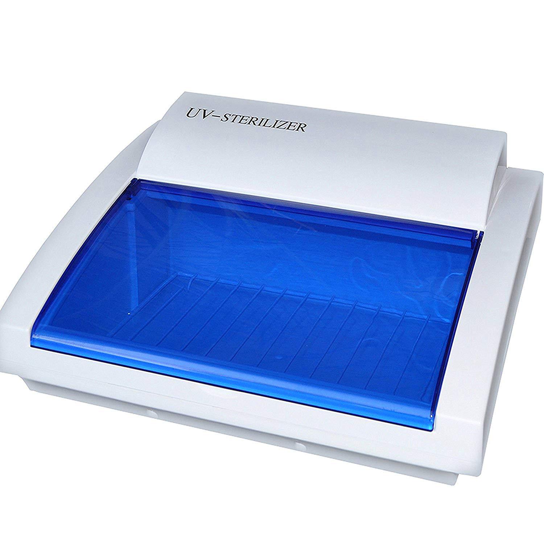 Crisnails® Sterilizzatore UV Professionale Germicida e Battericida per Parrucchieri e Manicure. Cris nails
