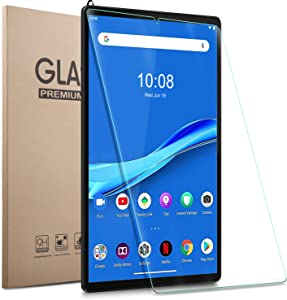Ratesell Lenovo Yoga Smart Tab YT-X705F Screen Protector,Tempered Glass Screen Protector, 9H Hardness/Bubble Free/High Response for Lenovo Yoga Smart Tab 10.1 Inches
