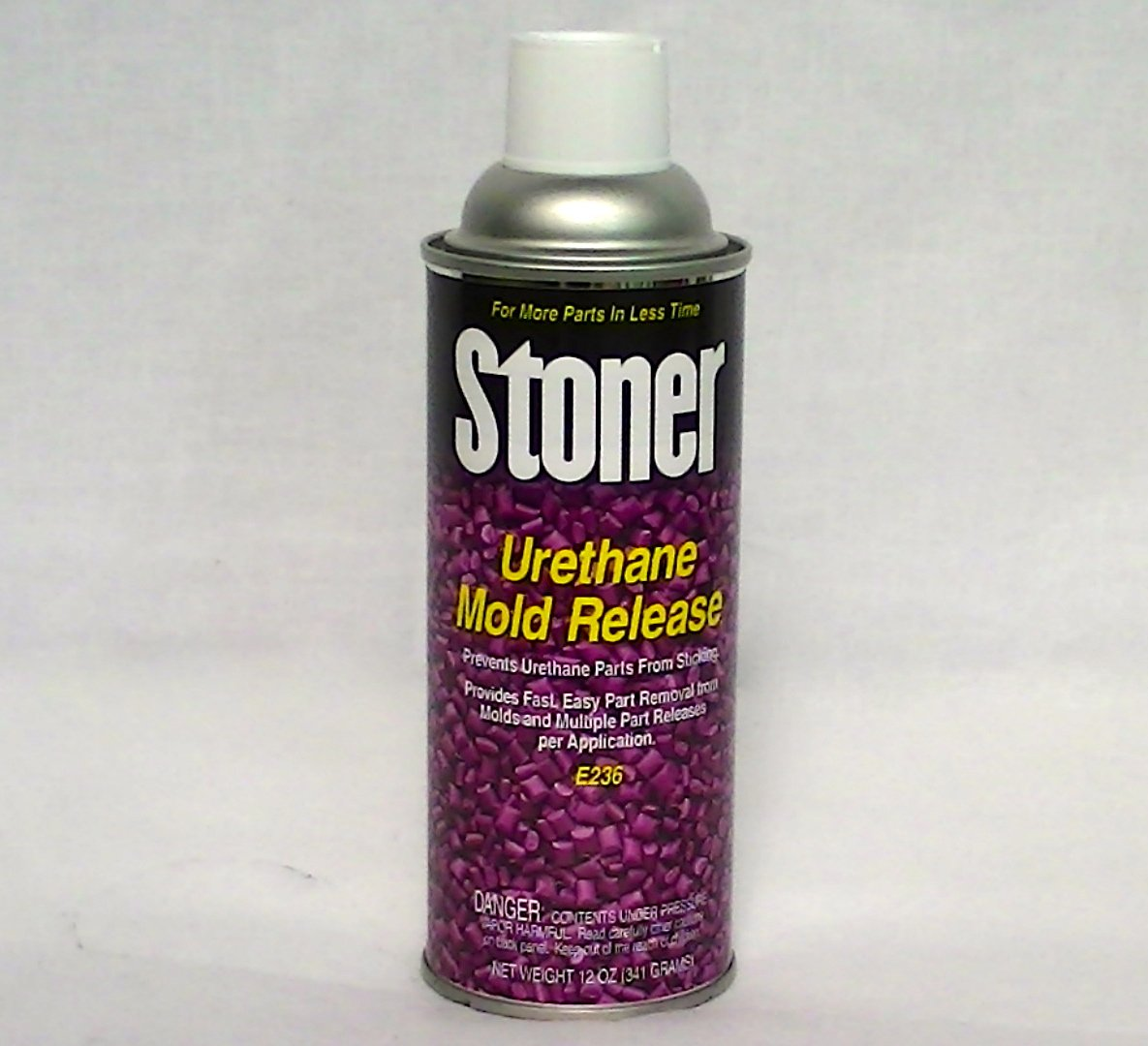 Stoner E-236 Urethan Mold Release case of 12 - 12 oz cans