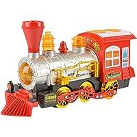PATOYS Happy Papa Motion Train Bubble Dispenser Train, Multi Function | Light, Sound Best Gift Age 3+ Kids