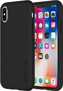 Incipio IPH-1629-BLK Apple iPhone X DualPro Case - Black