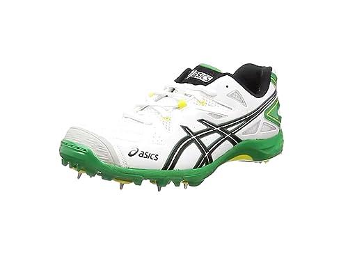 cricket boots asics