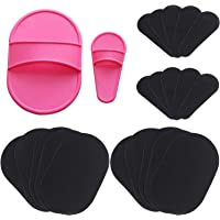 TRIXES Exfoliating Hair Removal Pads Set of 20 Smooth Skin on Legs Arm Face Top Lip Beauty Aid