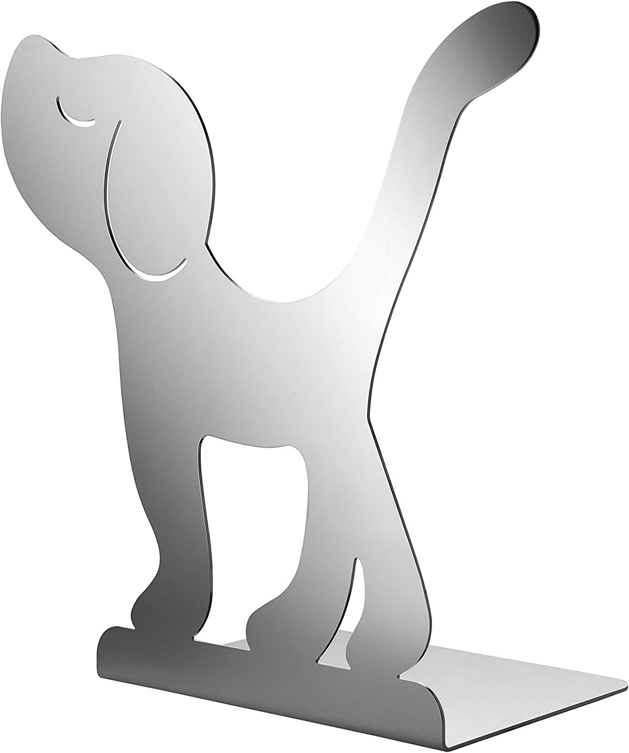 Alessi Aleesi AMMI30 1 Montparnasse All stores are sold Bookstand Max 79% OFF Silver