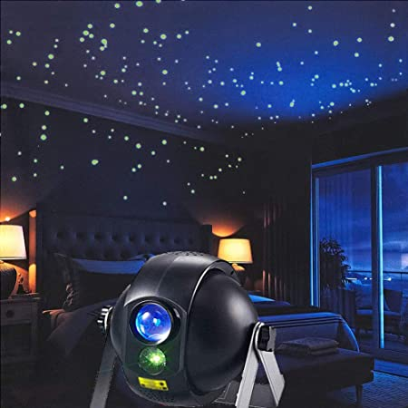 Planetarium Projector Home Planetarium Colorful Rotating Star Projector Bluetooth Speaker 360 Spin Wireless Remote Control Timing Function Long Time Work Best Gifts Amazon Co Uk Kitchen Home